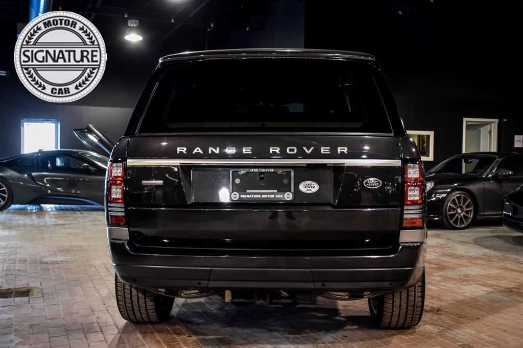 land rover range rover 2014 sold v8 supercharged. Black Bedroom Furniture Sets. Home Design Ideas