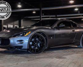 Maserati, GranTurismo - 2009 *S-MC-SPORT LINE**LIMITED-EDITION*