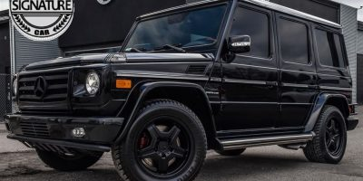 Mercedes-Benz, G-Class - 2009 ** NEW TRADE G55 AMG DESIGNO****