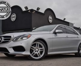 Mercedes-Benz, E-Class - 2014 **AMG PANORAMIC**E350 4MATIC