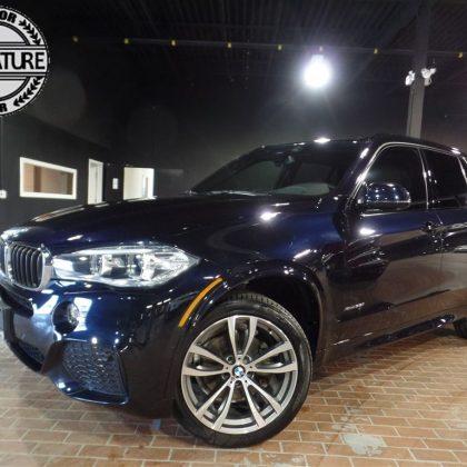BMW, X5 - 2016 * M-SPORT*7PASS*HEADS UP DISPLAY*
