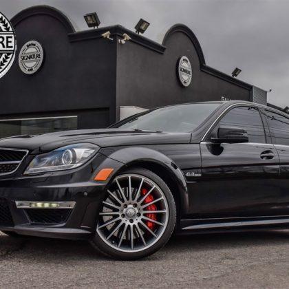 Mercedes-Benz, C-Class - 2013 SOLD**C 63 AMG** PERFORMANCE