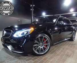 Mercedes-Benz, E-Class - 2014 E63 AMG S-Model 4MATIC