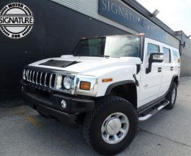 Hummer, H2 - 2008 *SOLD**LOW KM**NAVI*DVD**7PASS**