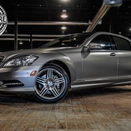 Mercedes-Benz, SL550 - 2013 *,S550 AMG LONG WHEEL, DESIGNO MAGNO GREY