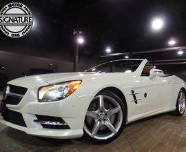 Mercedes-Benz, SL550 - 2014 **SOLD**STUNNING SL550 AMG*DESIGNO*