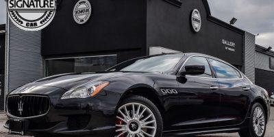Maserati, Quattroporte - 2014 **STUNNING** S-Q4 ** AWD**