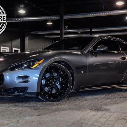 Maserati, GranTurismo - 2009 **SOLD**S-MC-SPORT LINE**LIMITED-EDITION*