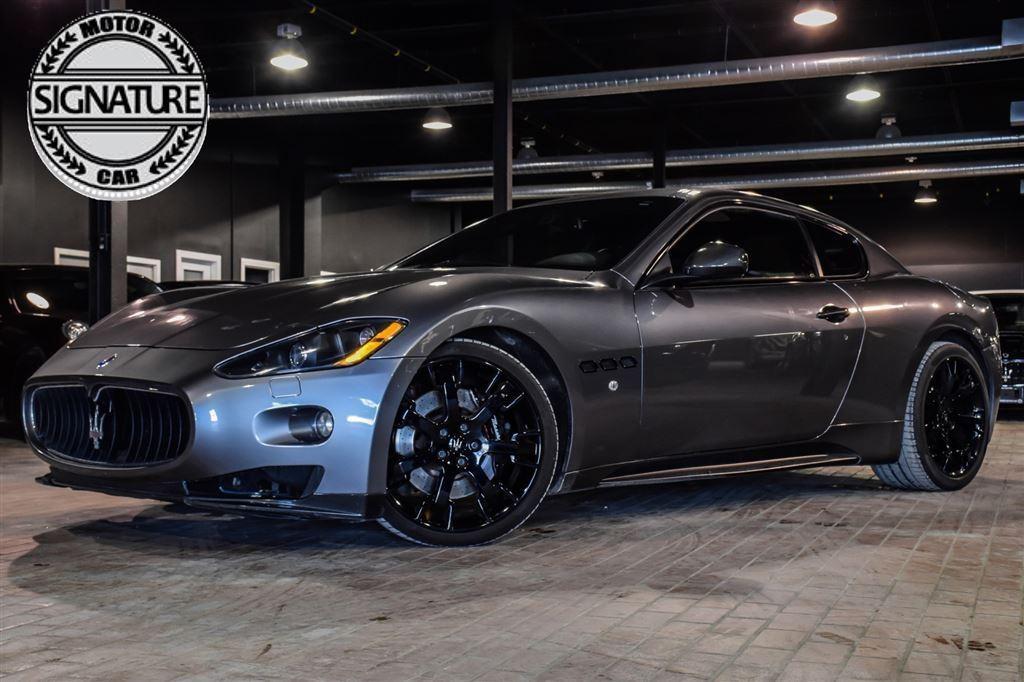 Maserati Granturismo 2009 Sold S Mc Sport Line Limited Edition
