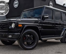 Mercedes-Benz, G-Class - 2009 **SOLD** NEW TRADE G55 AMG DESIGNO****