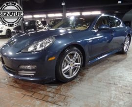 Porsche, Panamera - 2013 *4S*FULLY LOADED*