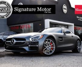 Mercedes-Benz, AMG GT S - 2016 **SOLD**STUNNING**SMATTE GREY**