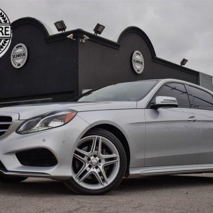 Mercedes-Benz, E-Class - 2014 **AMG PANORAMIC**E350 4MATIC
