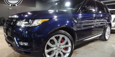Land Rover, Range Rover Sport - 2014 **V8 DYNAMIC* SUPERCHARGED*