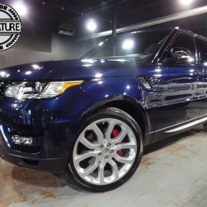 Land Rover, Range Rover Sport - 2014 **V8 DYNAMIC* SUPERCHARGED*