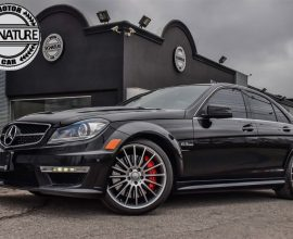 Mercedes-Benz, C-Class - 2013 SOLD**C 63 AMG** PERFORMANCE