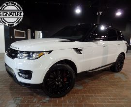 Land Rover, Range Rover Sport - 2014 ***AUTOBIOGRAPHY***CARBON-FIBER TRIM**