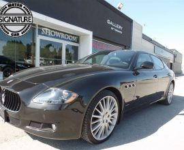 Maserati, Quattroporte - 2011 *SOLD**S** IMMACULATE*LOW MILES*ONE OWNER*